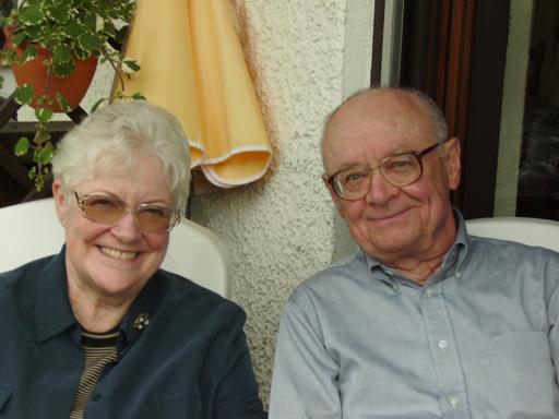 Kristi og Robert Nowak