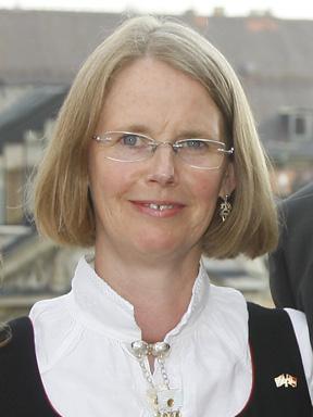 Reidun Alvestad-Aschenbrenner – Übersetzerin und Guide