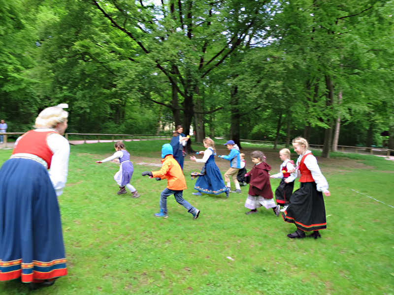 Nye generasjoner finner vei i Norweger in Bayern